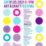 Art & Craft Festival 2021, JC Family Church