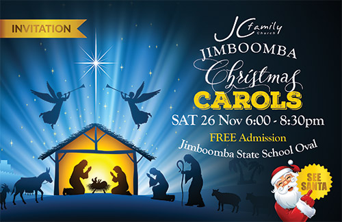 Carols 2016, held by JC Family Church.