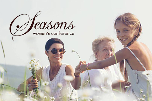 JC Family Church Women's Conference 2017 - Seasons