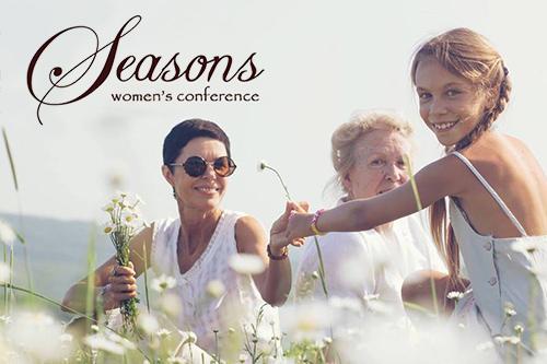 JC Family Church Women's Conference 2017 - Seasons