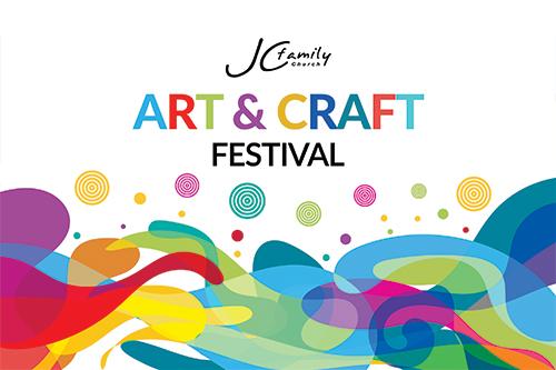 Art & Craft Festival 2018 - JC Family Church, Jimboomba. Raising money for local School Chaplains.