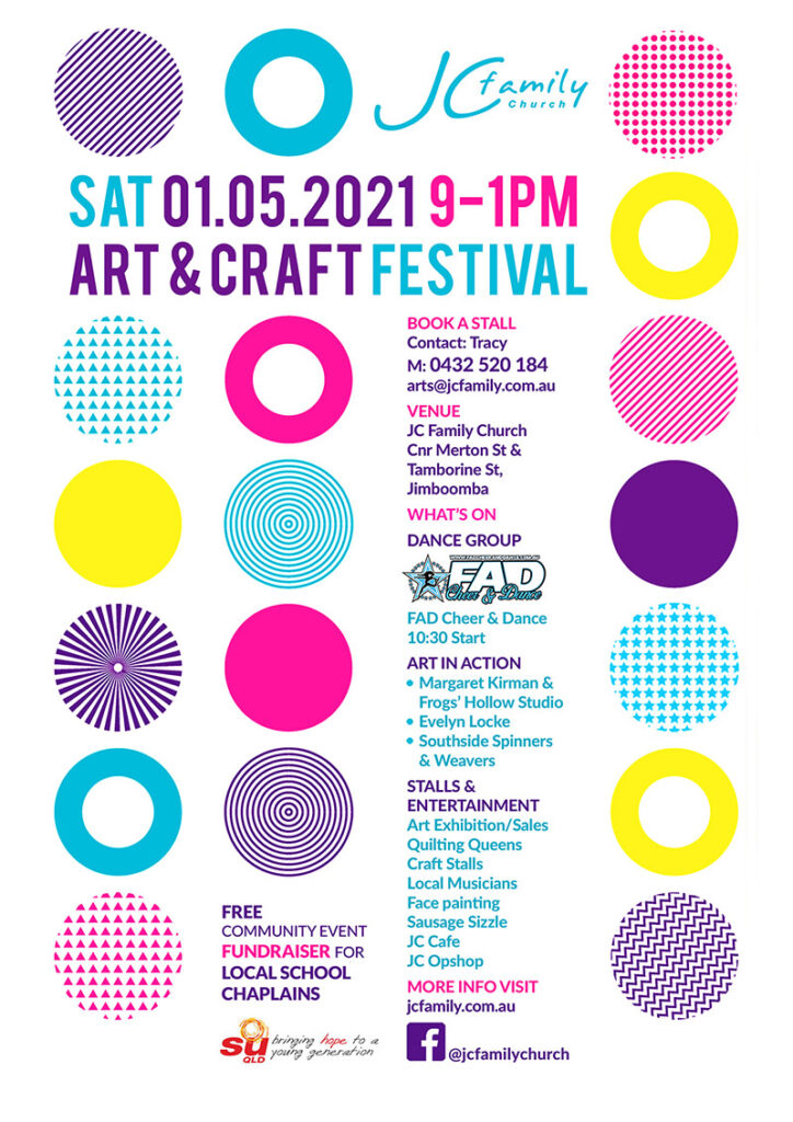 JC Family Art & Craft Festival 2021