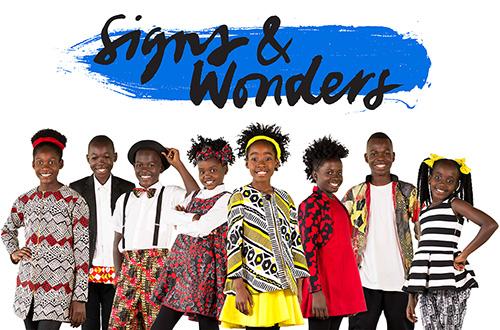 Watoto Children's Choir - Signs & Wonders, performing at JC Family Church Jimboomba, Queensland, Australia