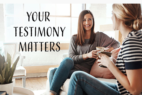 JC Women - Your Testimony Matters, JC Family Church, Jimboomba